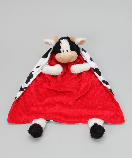 Red Cow Blanket Critter