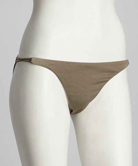 Bronze Preston Bikini Bottoms