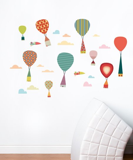 Goodbye! Wall Decal
