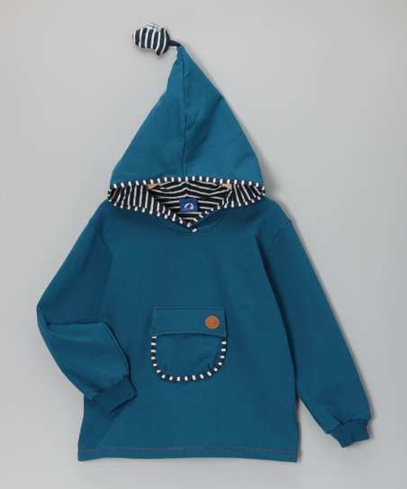 Blue Rapu Hoodie - Infant, Toddler & Kids