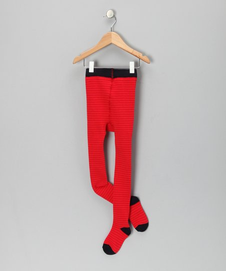 Red Sukkis Tights - Infant, Toddler & Kids
