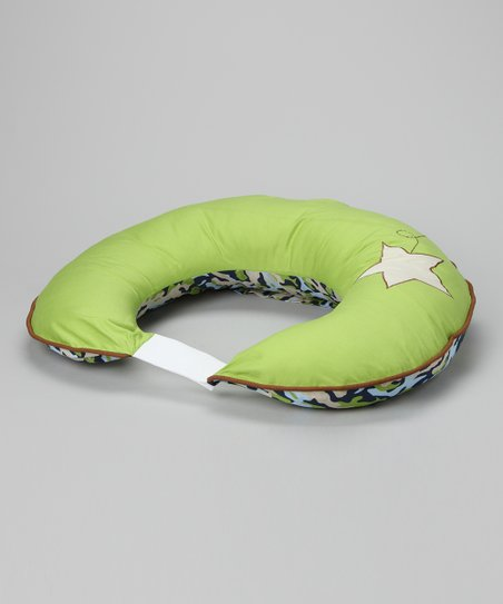 Camo Air Nursing Pillow