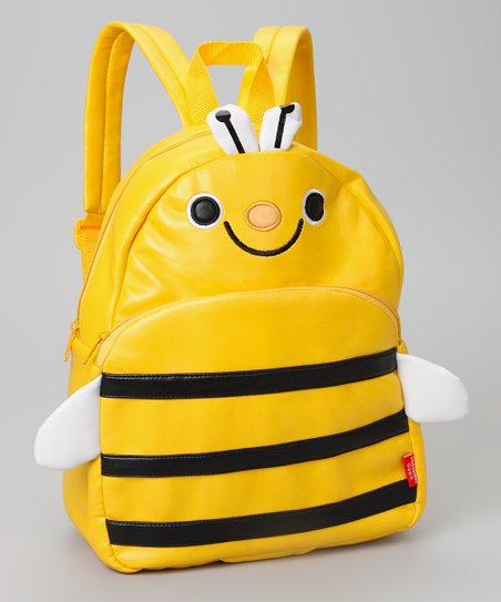 Yellow Bee Backpack