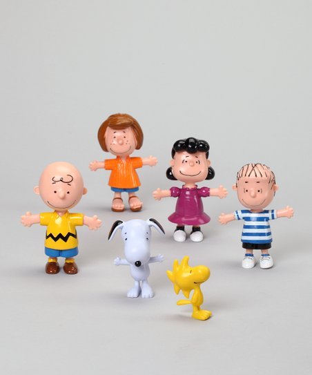 Peanuts Bendable Boxed Set
