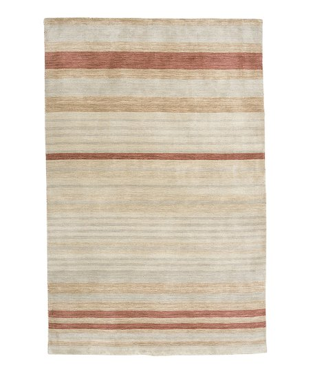 Cloud White Wool Espanola Archipelago Rug