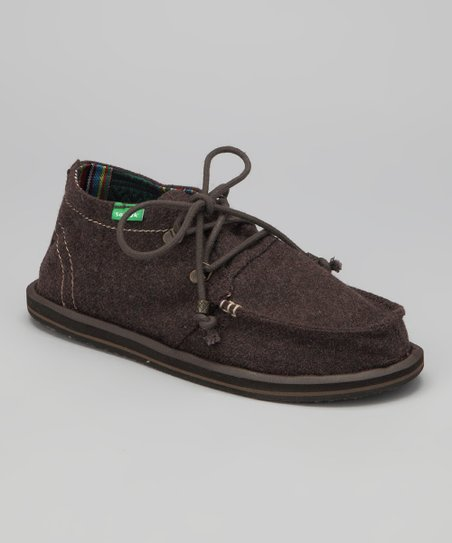 Brown Bedouin Chukka Boot - Women