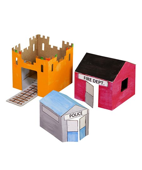 Mini Playhouse Set