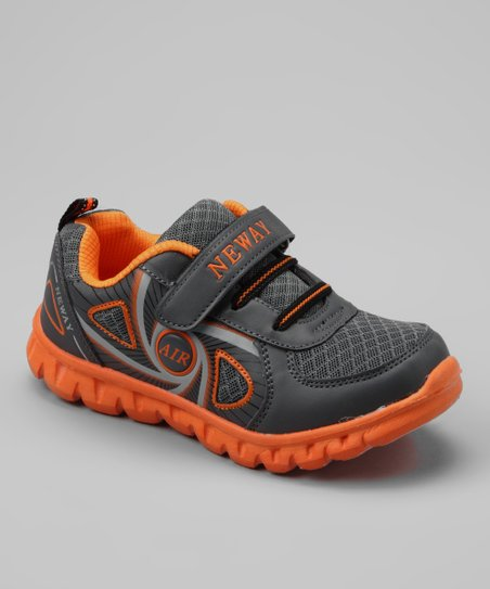 Orange K201 Running Shoe