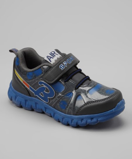 Blue K206 Running Shoe