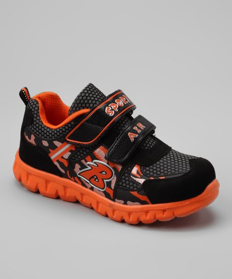Orange K209 Running Shoe