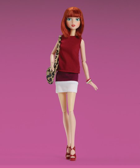 Astor Color Block Doll