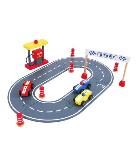 Car Racing Set