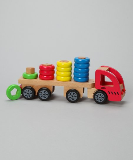 Sort 'N' Stack Truck Set