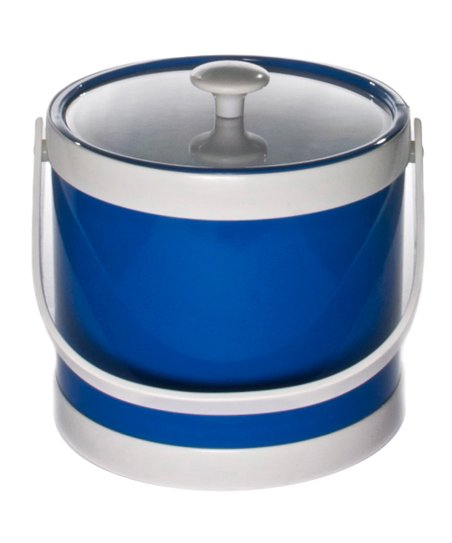 Specter Blue Springtime Ice Bucket
