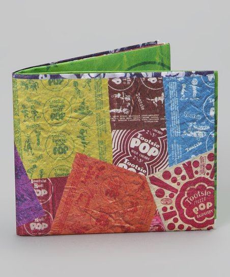Tootsie Pop Wallet