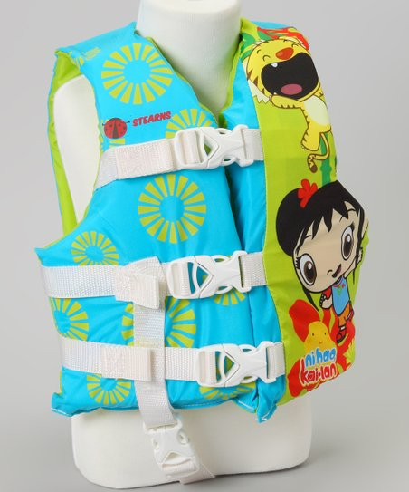 Blue Kai Lan Life Jacket - Kids