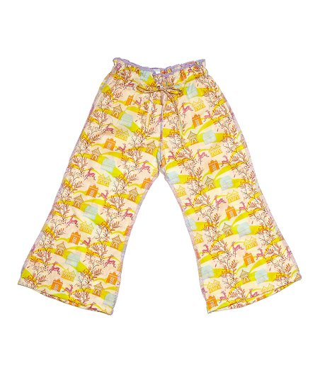 Yellow Bird House Ceca Pants - Infant, Toddler & Girls