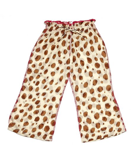 Cheetah Ceca Pants - Infant, Toddler & Girls