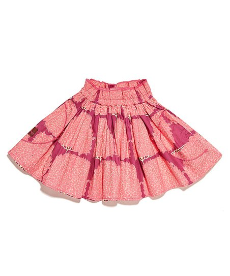 Pink Tree Skirt - Toddler &amp; Girls
