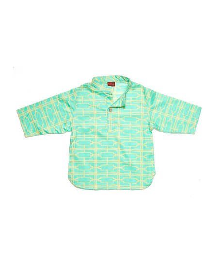 Green Turkus Shirt - Infant, Toddler & Boys