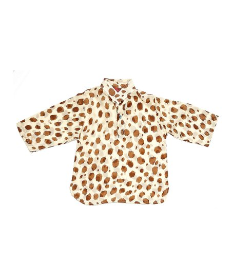 Tan Cheetah Shirt - Infant, Toddler &amp; Boys