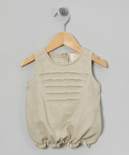 Stone Bubble Top - Infant, Toddler & Girls