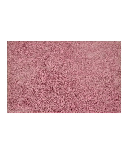 Pink Organic Rug