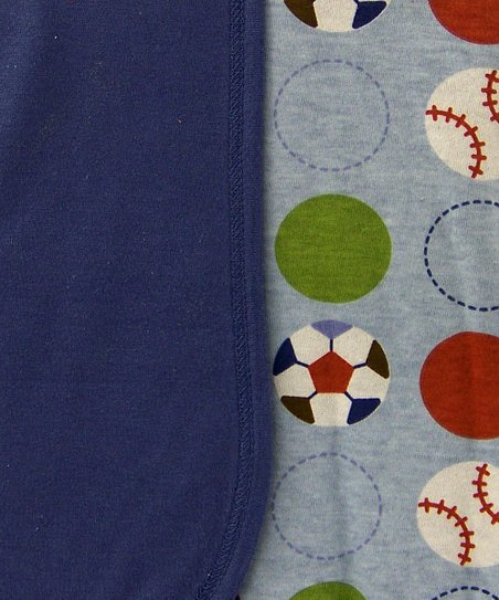 Play Ball Organic Blanket