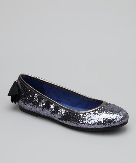 Pewter Miss Suri Flat
