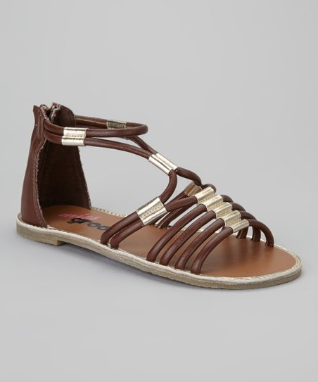Brown Miss Zara Sandal
