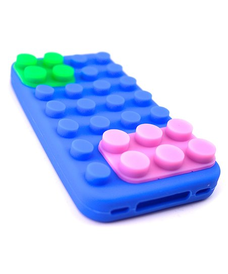 Blue Brick Case for iPhone 4/4S