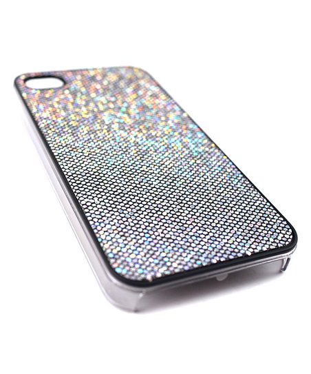 Silver Glamour Case for iPhone 4/4S