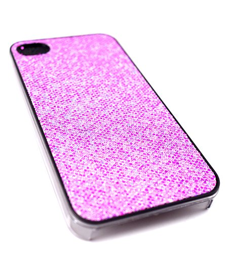 Purple Glamour Case for iPhone 5