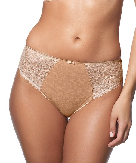 Nude Rhiannon Briefs - Women & Plus