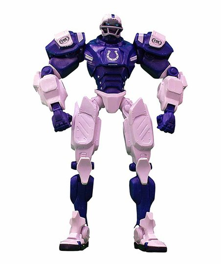 Indianapolis Colts Cleatus FOX Robot Action Figure