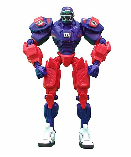 New York Giants Cleatus FOX Robot Action Figure