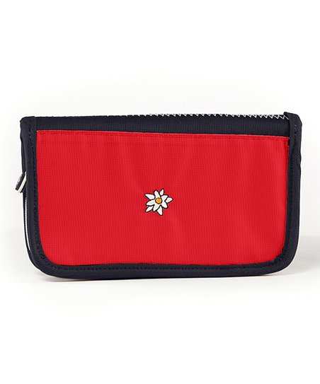Sunfire Red Lucky Wallet