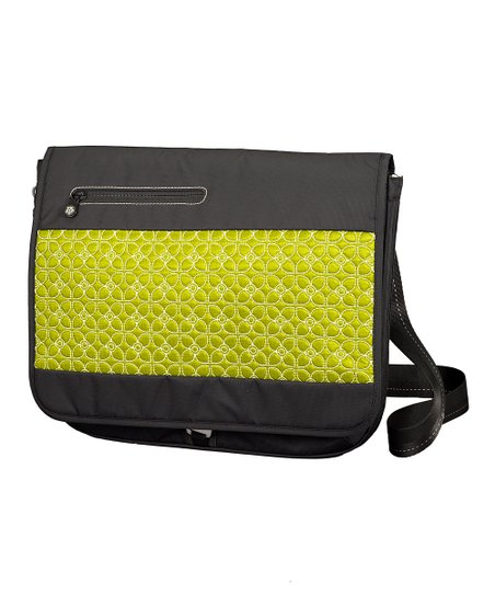Citronelle Nyx Laptop Messenger Bag