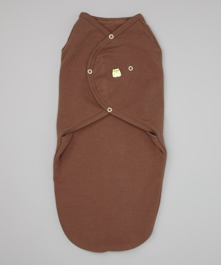 Brown Owl Organic Swaddling Wrap - Infant