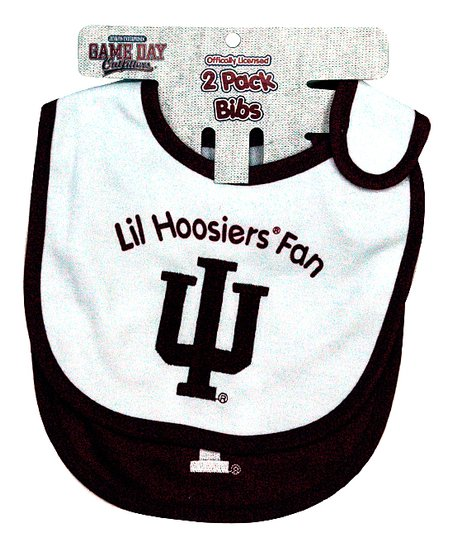 Indiana Bib Set