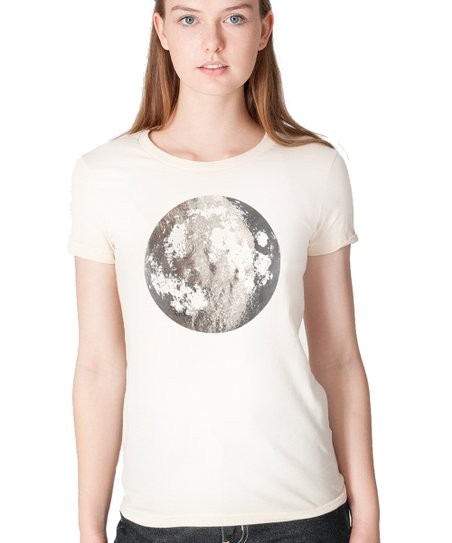 Silver Moon Organic Tee - Women