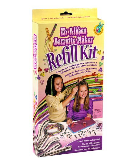 Barrette Maker Refill Kit - Set of Two