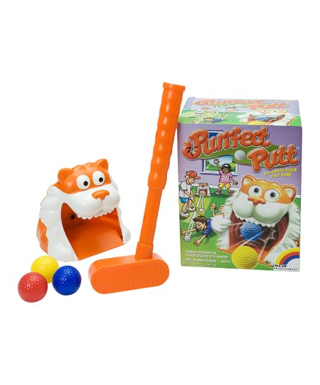 Purrfect Putt Golf Game
