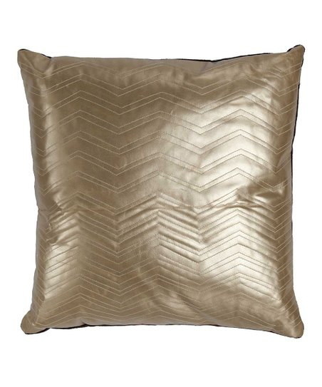 Gold Shimmer Pillow