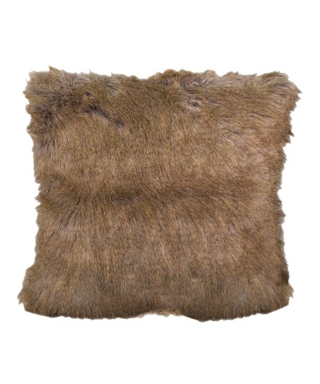 Mink Shag Pillow