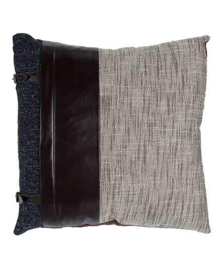 Black &amp; Gray Modish Pillow