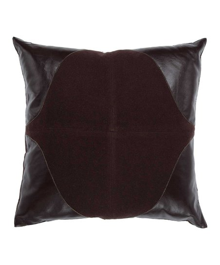 Brown &amp; Espresso Pillow