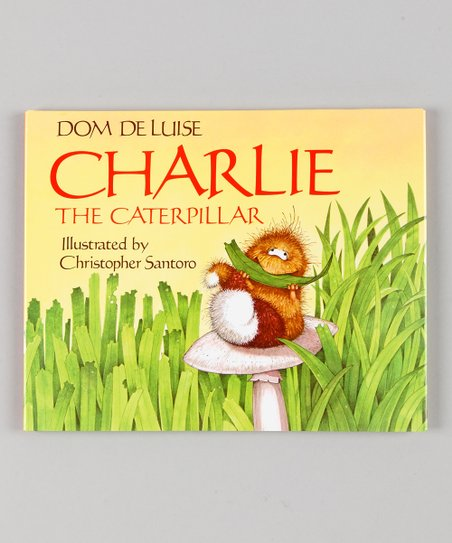 Charlie the Caterpillar Hardcover