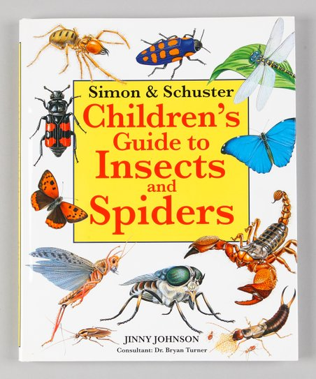 Children's Guide to Insects and Spiders Hardcove