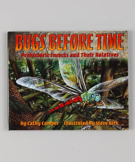 Bugs Before Time Hardcover